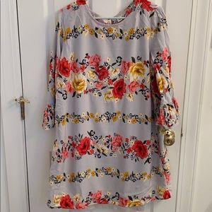 Old Navy Floral Dress size XL